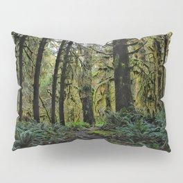 Hoh, Lush Forest Pillow Sham