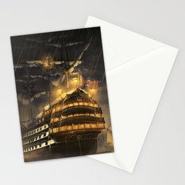 The Ship Stationery Cards