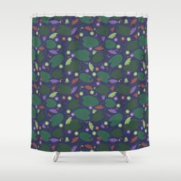 Lampi Shower Curtain