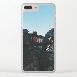 Tobermory Bay II Clear iPhone Case