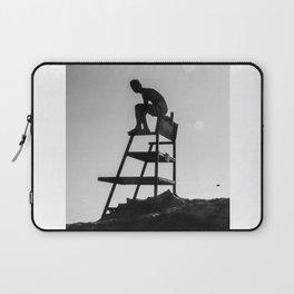 Beach Life - Lifeguard Laptop Sleeve