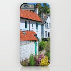 Caldey Island Village.Wales. iPhone 6 Slim Case