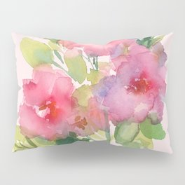 Windsor Red Roses Pillow Sham