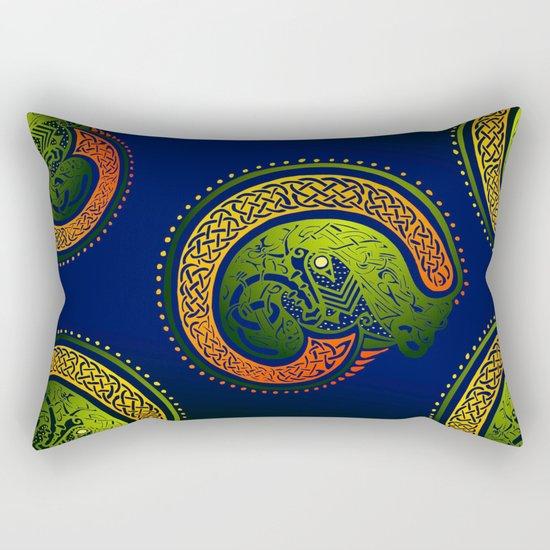 Irish Twist Rectangular Pillow