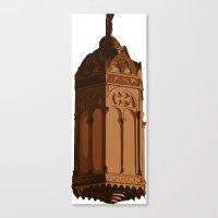 lantern Canvas Prints featuring LANTERN by Max McMax