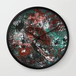 The Search Wall Clock