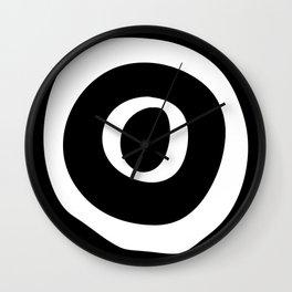 cerchio Wall Clock