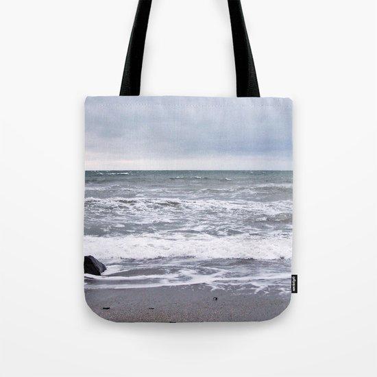 Cloudy Day on the Beach by danbythesea