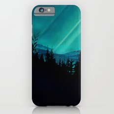 Magic in the Woods - Turquoise Slim Case iPhone 6s