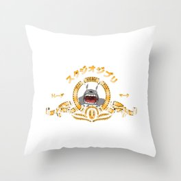 MNT Throw Pillow