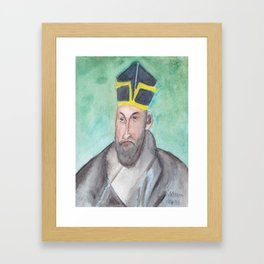 Matteo Ricci Framed Art Print