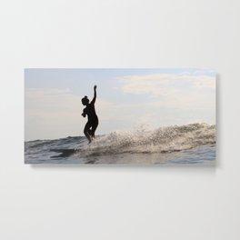Water-dancer Metal Print