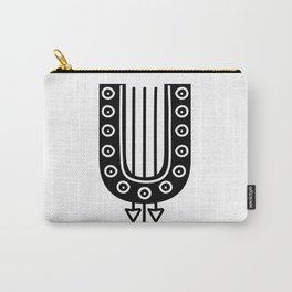 LETTER 'U' IMELA PRINT Carry-All Pouch