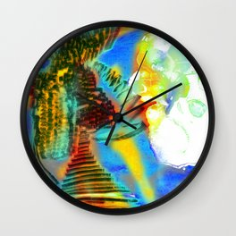 Chattering of Mr.S. fantasia Wall Clock