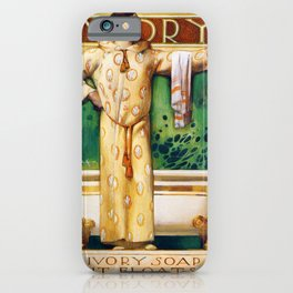 Ivory Soap It Floats - Digital Remastered Edition iPhone Case
