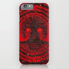 romkaláh lights gallery mandala iPhone 6 Slim Case