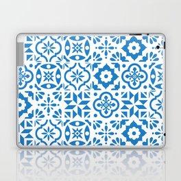 Spanish Tiles Laptop & iPad Skin