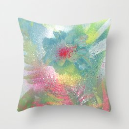 ephimeral I Throw Pillow