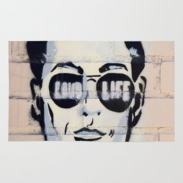 Loud Life Rug