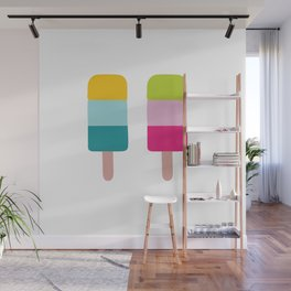 Ice lolly dream Wall Mural