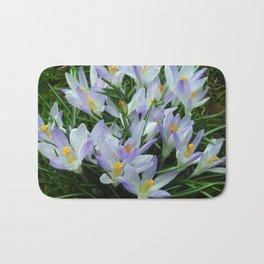 Lavender Crocus Bath Mat