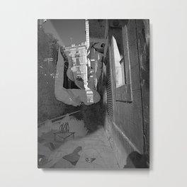lurking ominously over keepsakes Metal Print