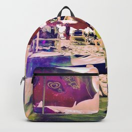 The dream is Gone. Backpack