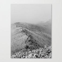 Mists of Mt. Moosilauke Canvas Print