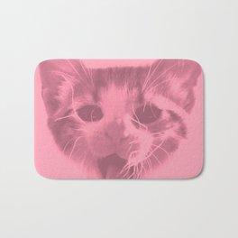Crazy Cat Bath Mat