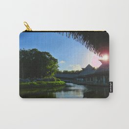 Balcony/Waterfront View Carry-All Pouch