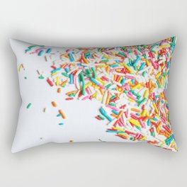 Sprinkles Party II Rectangular Pillow