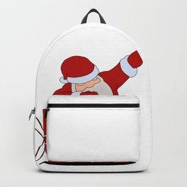 Santa Claus dabbing Backpack