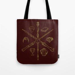 Priori Incantatem Tote Bag