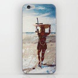 avellanas iPhone Skin