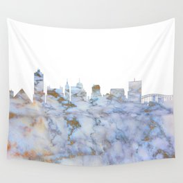 Memphis Skyline Tennessee Wall Tapestry