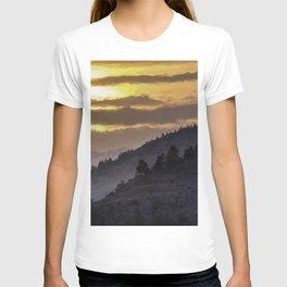 Valley Sunset T-shirt