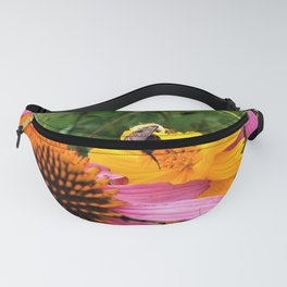 A Work Day For The Bee Fanny Pack