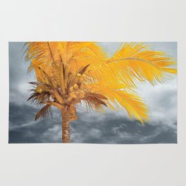 Coconut Tree Rug