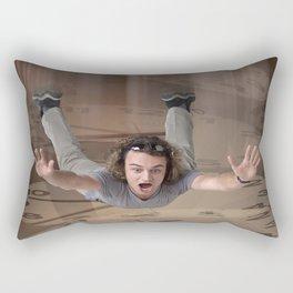 Timing Rectangular Pillow