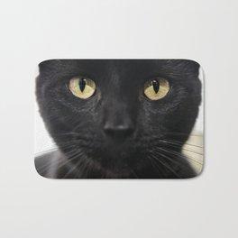 Cat Stare Bath Mat