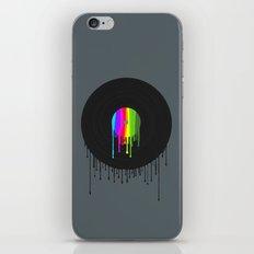 Simply Melting Away #2 iPhone & iPod Skin