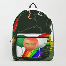 Chat De La St Patrick De Rodolphe Salis Backpack