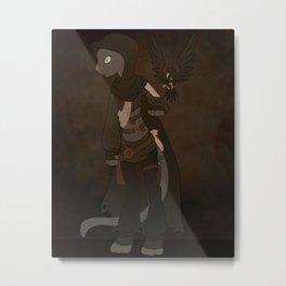 Korat Metal Print