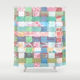madras Shower Curtain