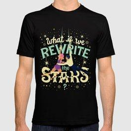 Rewrite the stars T-shirt