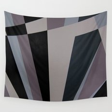 Razzle Dazzle Camouflage Graphic Art Wall Tapestry