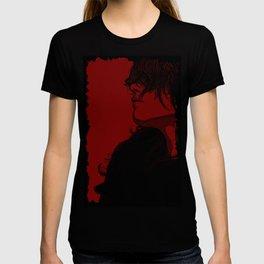 Smoking (Black on Red Variant) T-shirt