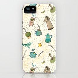 YERBA MATE LOVE iPhone Case
