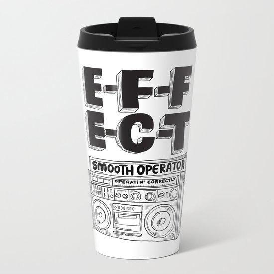 Smooth operator Metal Travel Mug