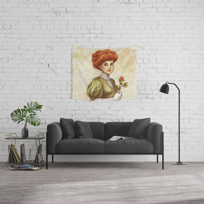Get Olde 3 Wall Tapestry